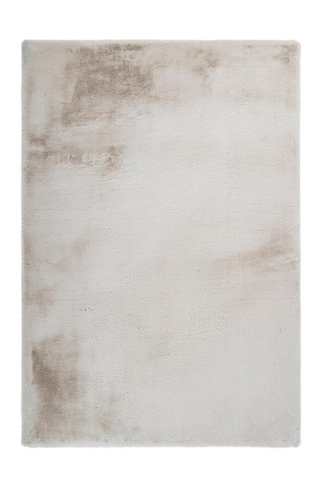 Однотонный ковер Heaven бежевого цвета 160х230