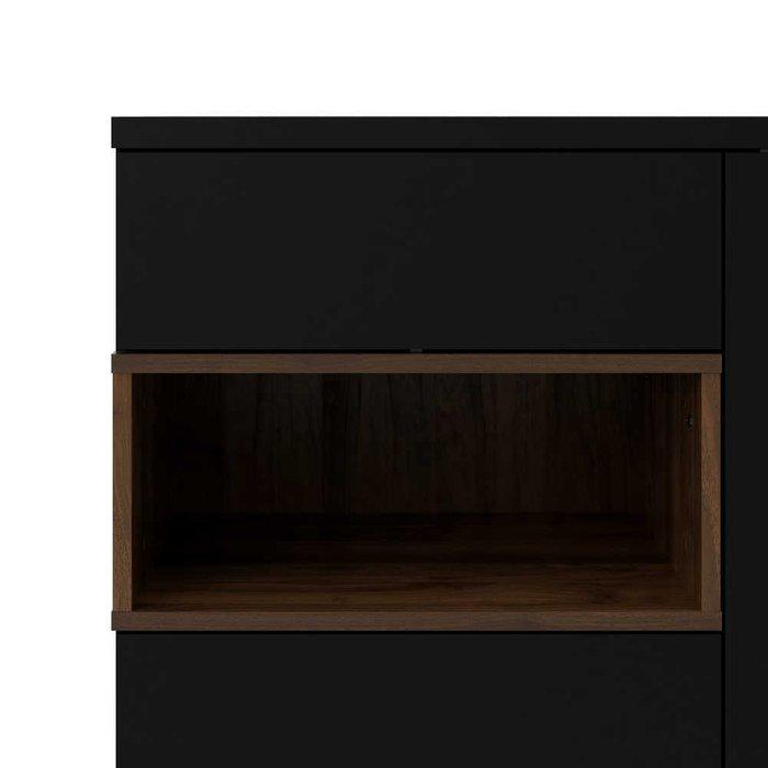 Буфет Roomers черного цвета