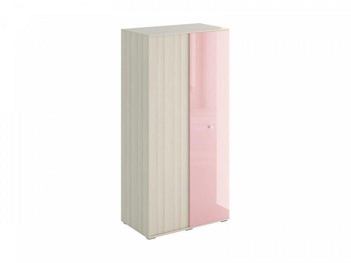 Шкаф Play розового цвета