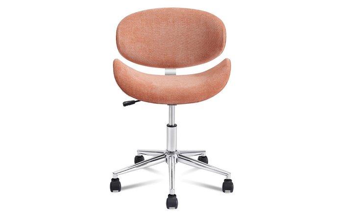 Кресло Miranda кораллового цвета