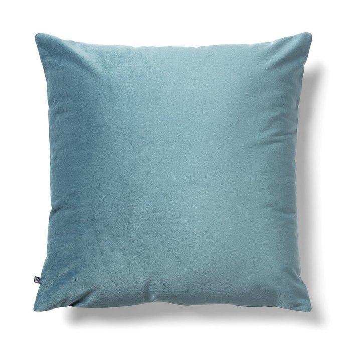 Чехол для подушки Jolie бирюзового цвета 45x45
