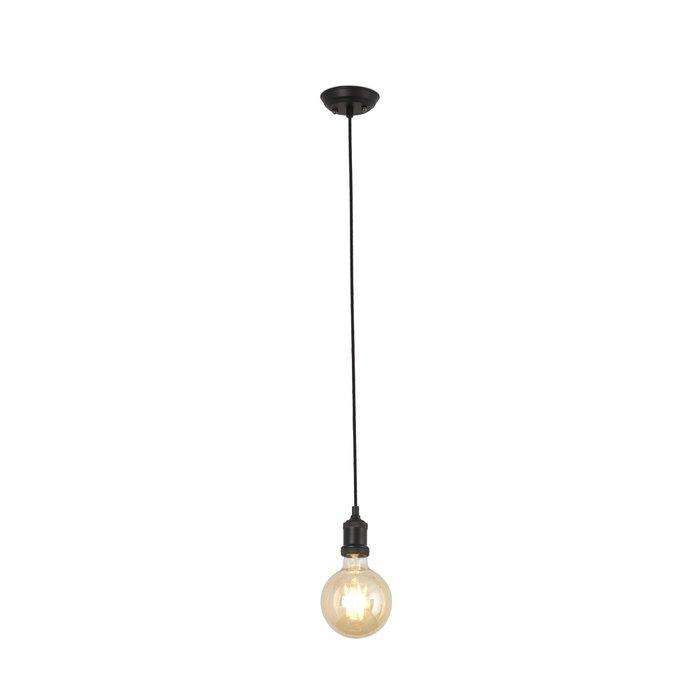 Подвесной светильник Art черного цвета