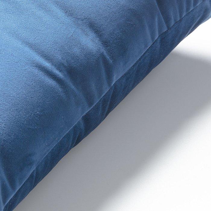 Чехол для подушки Jolie темно-синего цвета 30x50