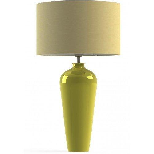 Настольная лампа Ampelo желтая