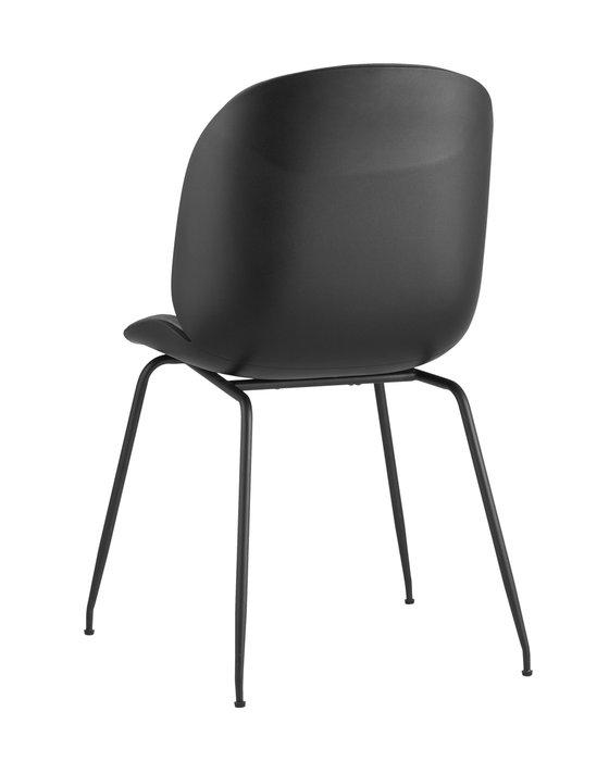 Стул Beetle PU серого цвета