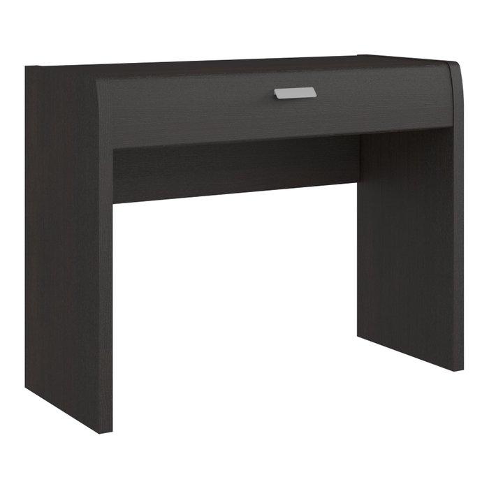 Туалетный столик Илона темно-коричневого цвета