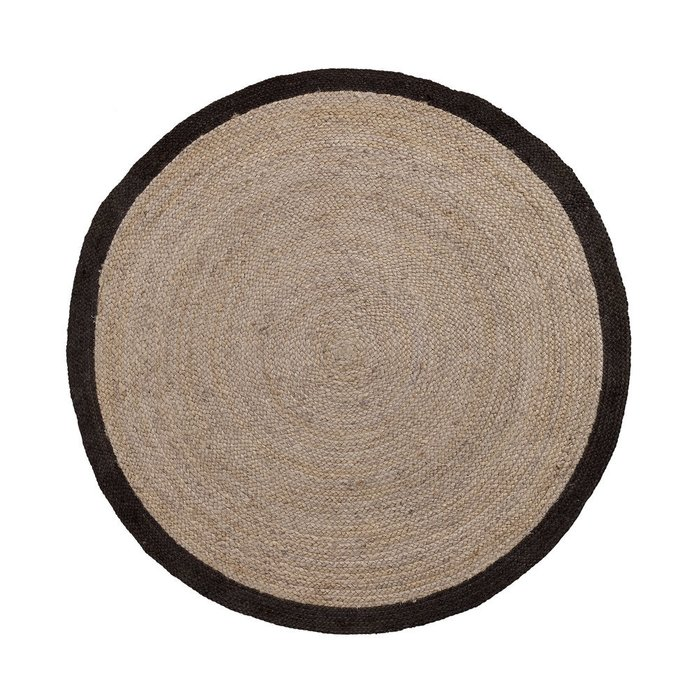 Круглый Ковер Julia Grup SAMY из джута диаметр 200 см