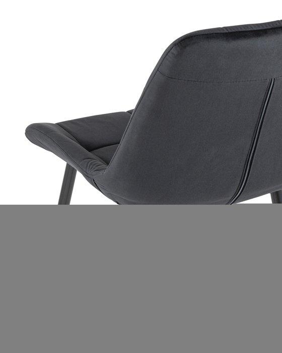 Стул Флекс черного цвета