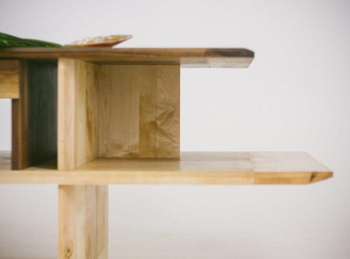 Журнальный стол Argosy из массива дерева