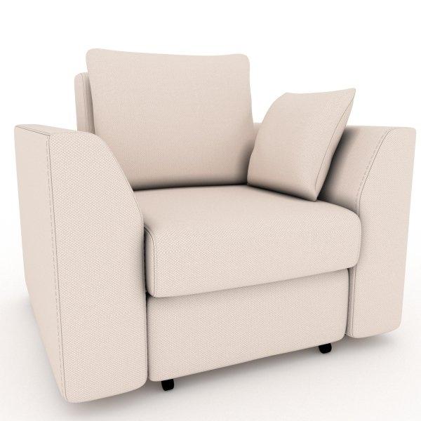 Кресло-кровать Belfest светло-бежевого цвета