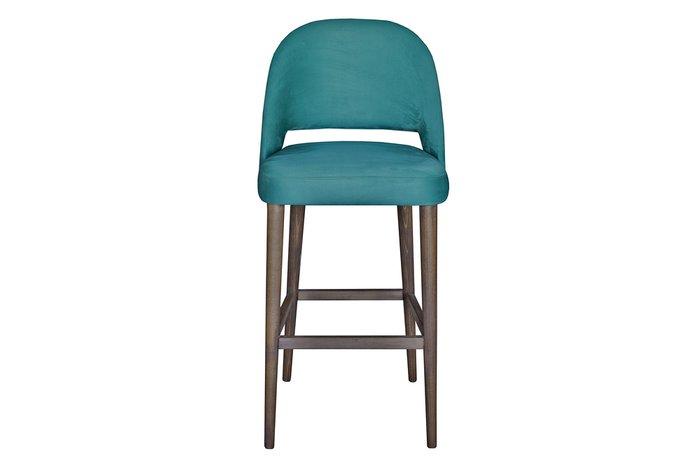 Барный стул Ventana темно-бирюзового цвета