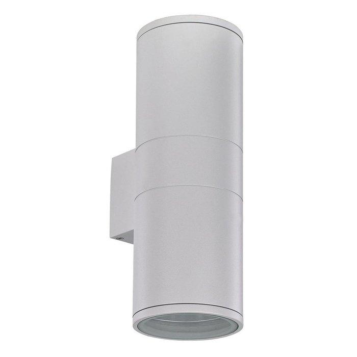 Уличный настенный светильник Ideal Lux Gun Big Bianco