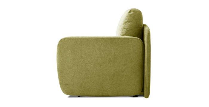 Кушетка-кровать Альта зеленого цвета