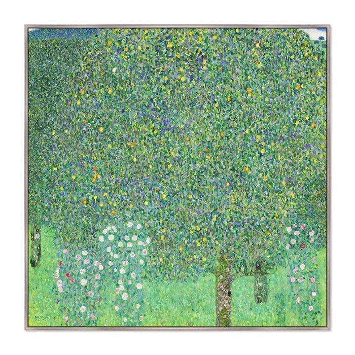 Картина Розы под деревьями 1905 г.