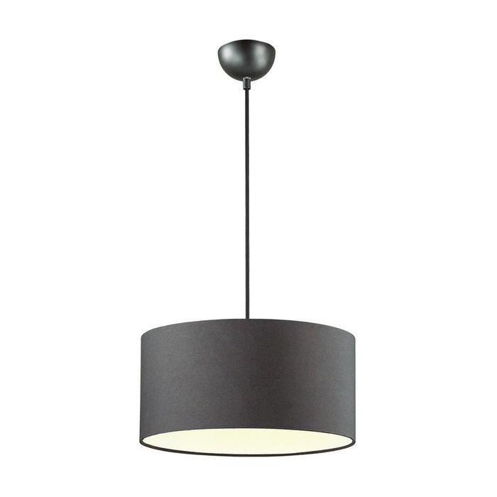 Подвесной светильник Dora черного цвета
