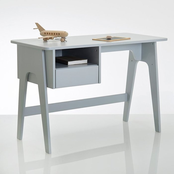 Письменный стол Adil серого цвета