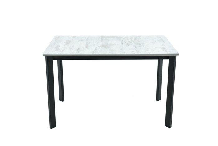 Раздвижной обеденный стол Пуэрто на металлических ножках