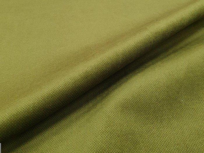 Угловой диван-кровать Даллас зеленого цвета