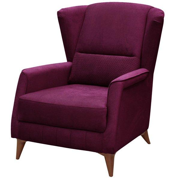 Кресло Эшли с высокой спинкой