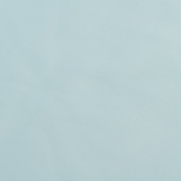 Простыня из сатина голубого цвета 160х270