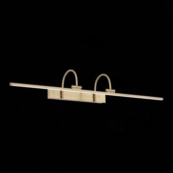 Подсветка для картин Centiаna бронзового цвета
