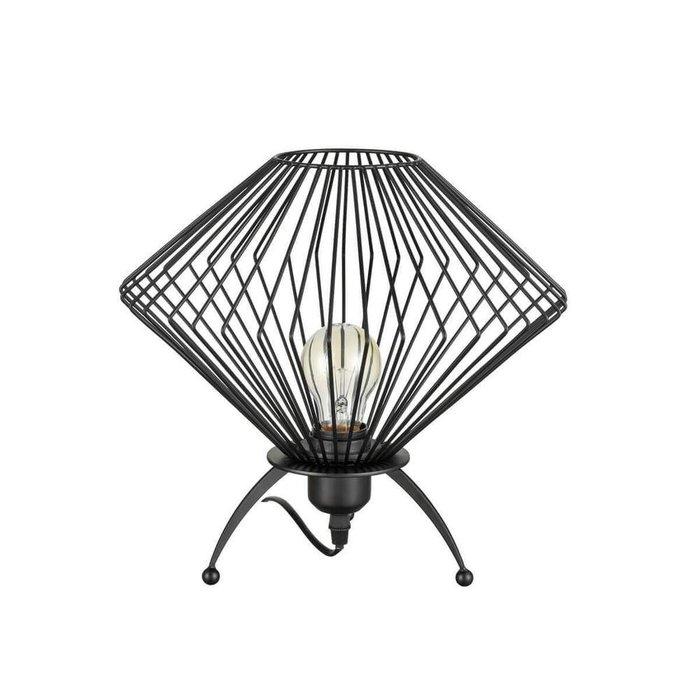 Настольная лампа Gorgon черного цвета