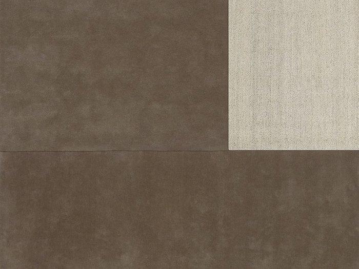 Ковер Ego коричнево-бежевого цвета 240x280