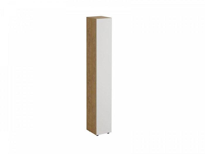 Шкаф-пенал Modus с белым фасадом