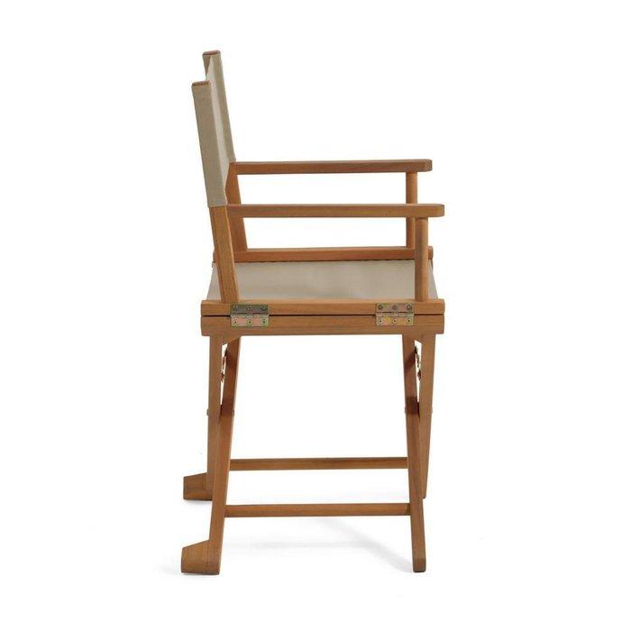 Складной стул Dalisa из массива акации