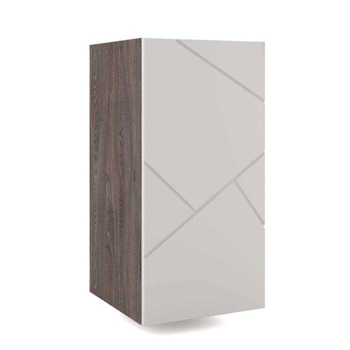 Шкаф распашной Селеста с белым фасадом