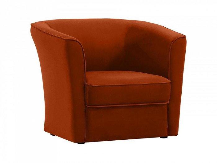 Кресло California терракотового цвета