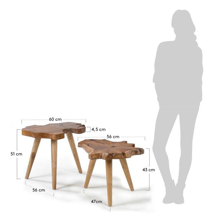 Набор из двух столов Julia Grup HARRIS