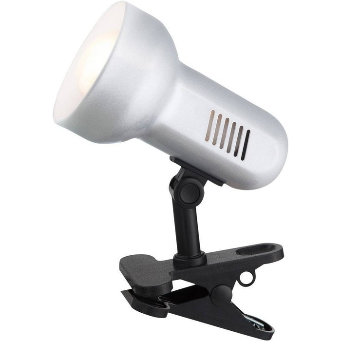Настольная лампа Basic из металла и пластика