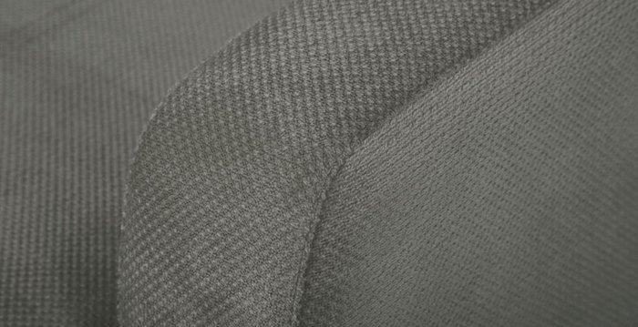 Диван-кровать Бруно серого цвета