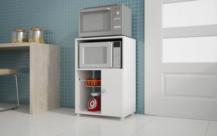 Шкаф Kitchen Org белого цвета