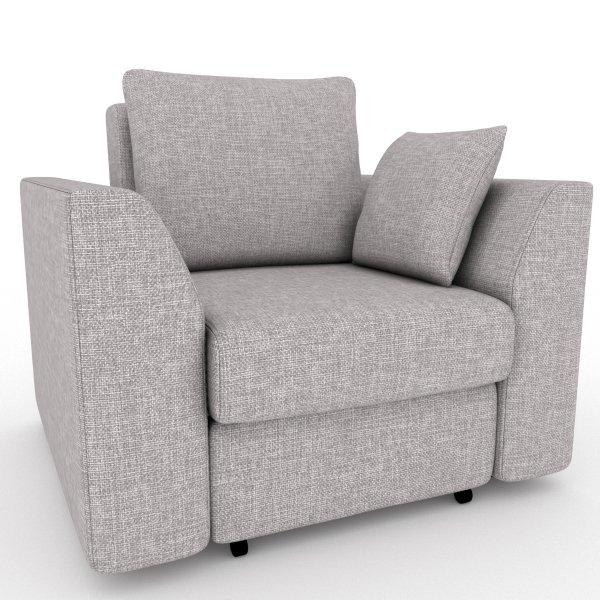 Кресло-кровать Belfest светло-серого цвета