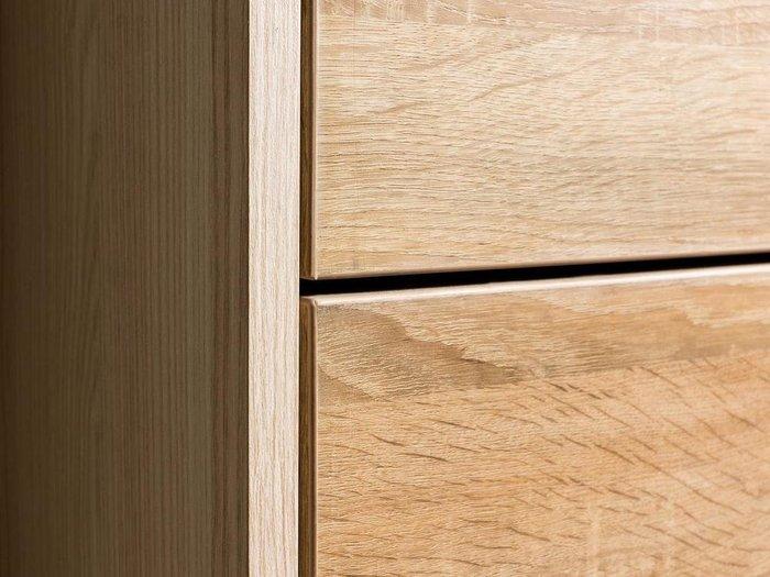Шкаф для обуви Wide с фасадом ясень коимбра