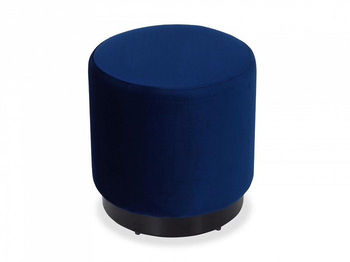 Пуфик Drim темно-синего цвета