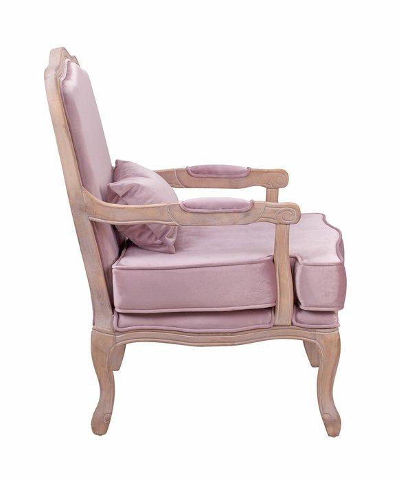 Кресло Nitro pink розового цвета