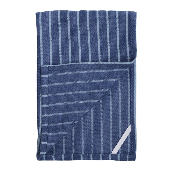 Набор кухонных полотенец Essential темно-синего