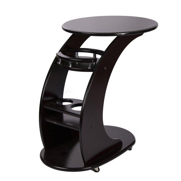 Приставной столик Люкс Стандар венге