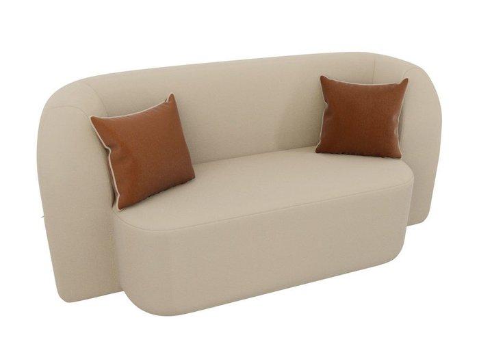 Диван-кровать Томас бежевого цвета