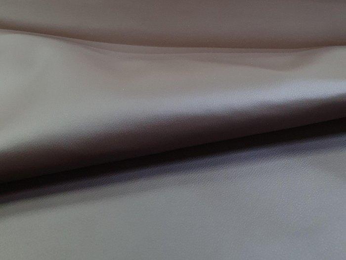 Угловой диван-кровать Даллас светло-коричневого цвета (ткань\экокожа)