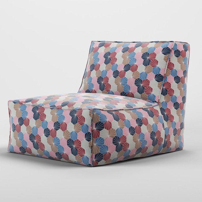 Кресло Quadro Design мультиколор