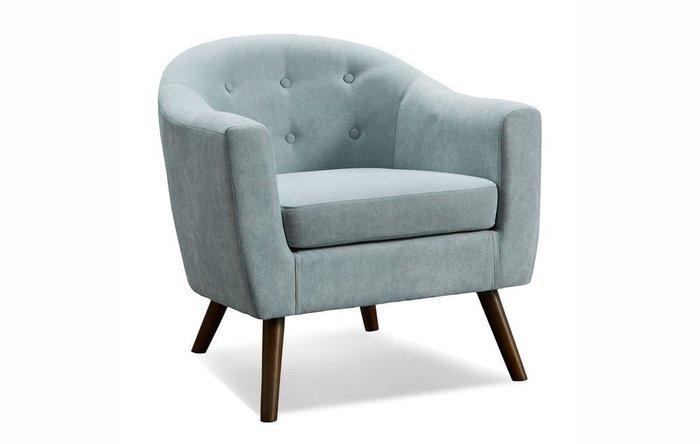 Кресло Florence мятного цвета