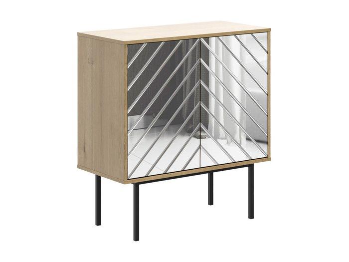 Шкаф Boho с зеркальным фасадом