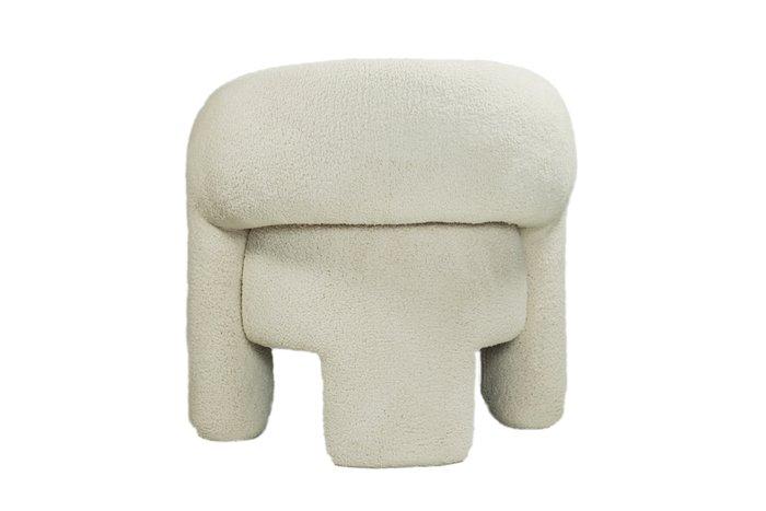 Кресло Zampa светло-бежевого цвета