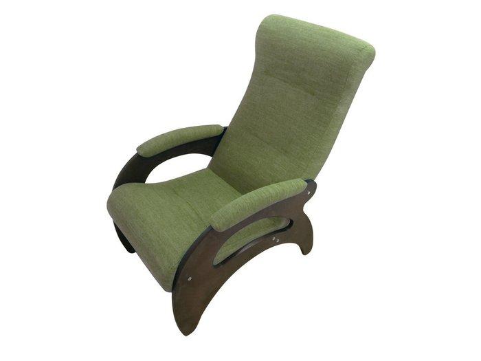 Кресло Мария зеленого цвета