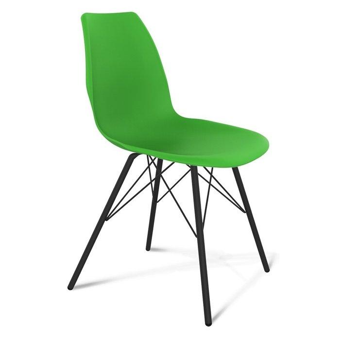 Стул Benvenuto зеленого цвета