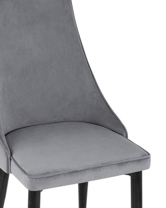 Стул Ларго серого цвета